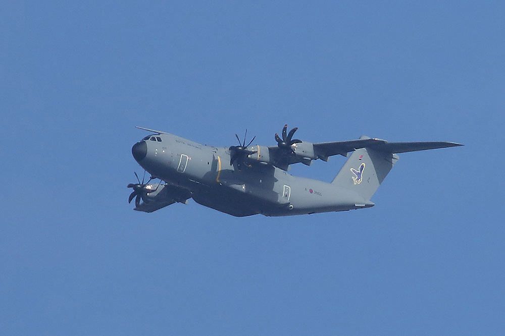 A400 by Mick Dryden